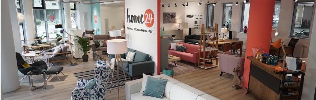 Showroom Frankfurt | home24