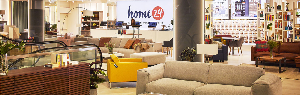 Showroom Zürich Home24