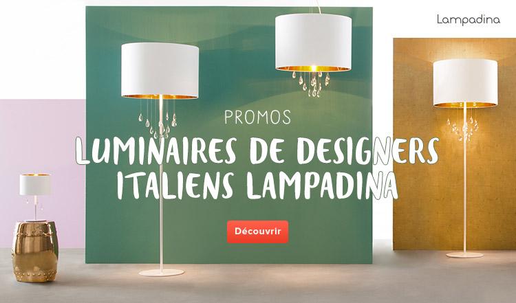 Luminaires de designers Italiens