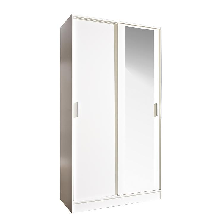 Kleiderschrank Weiß Schrank Schlafzimmer Schlafzimmerschrank Garderobenschrank  eBay