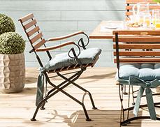 home24 Chaises de jardin