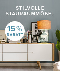 Stilvolle Stauraummöbel bei Fashion For Home
