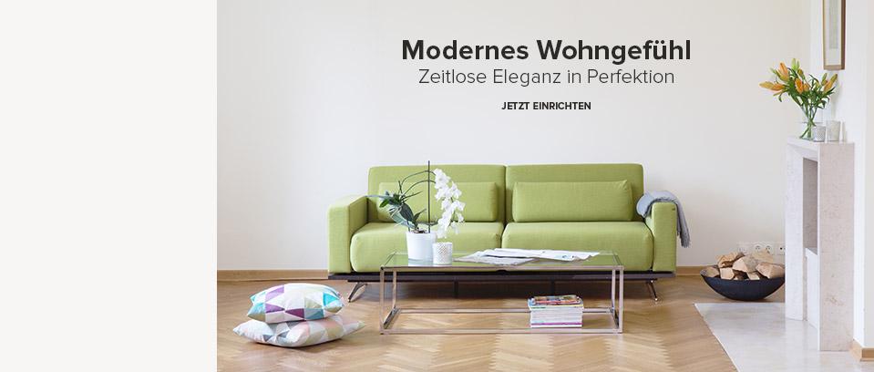Modernes Wohngefuehl