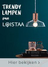 Trendy Lampen van Loistaa