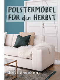 Sofas zum Herbst