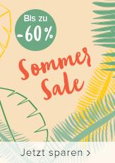 Sommersale mit sonniger Schnäppchenzeit für dich