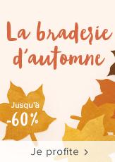 La braderie d'automne
