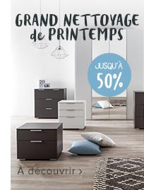 Grand nettoyage de printemps