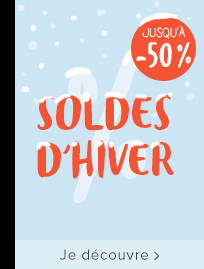 Soldes d'hiver