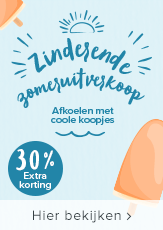 Zinderende zomeruitverkoop
