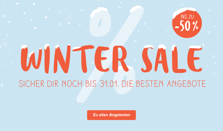 Wintersale bei home24
