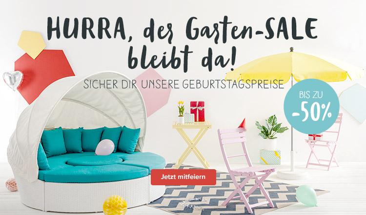 Deinen Garten Günstig Und Schick Mit Möbeln Einrichten | Home24 Terrasse Lounge Mobeln Einrichten