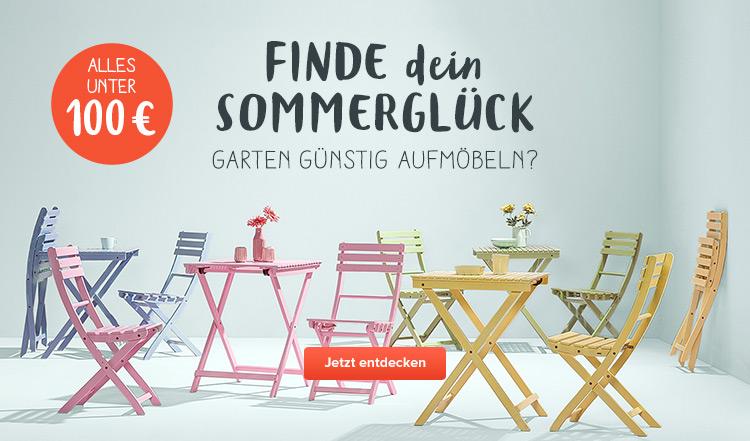 Promo Garden under 100€