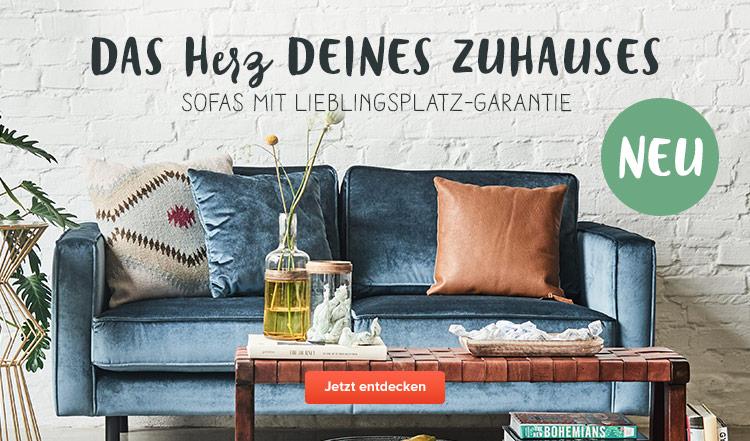 Neue Sofas bei home24