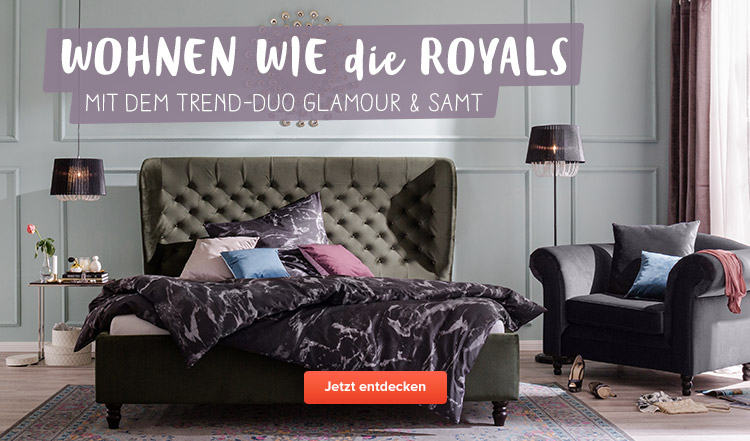 Glamour bei home24