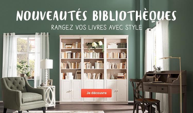 Nouveautés bibliothèques