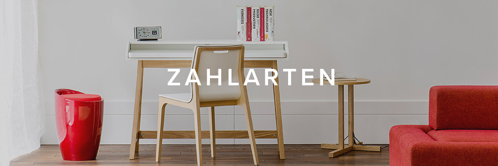 Fashion for home Zahlarten