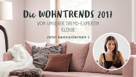 Wohntrends 2017