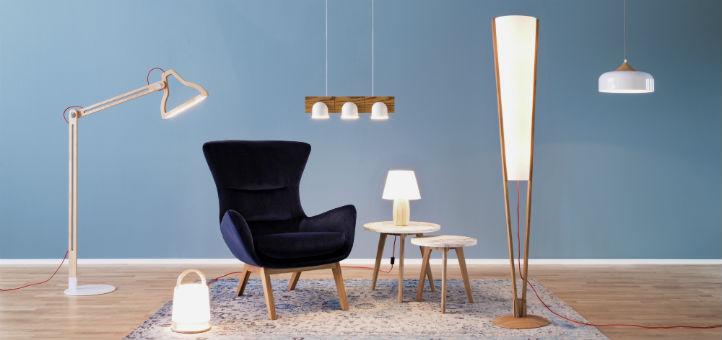 Tipps für Licht und Raumgefühl - Verschiedene Wohnzimmerlampe - home24