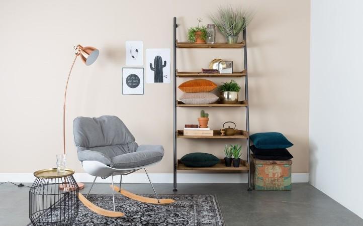 Wohnzimmer im Skandi Look - home24