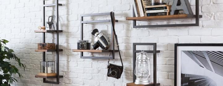 Wohnzimmer Wandregale - home24