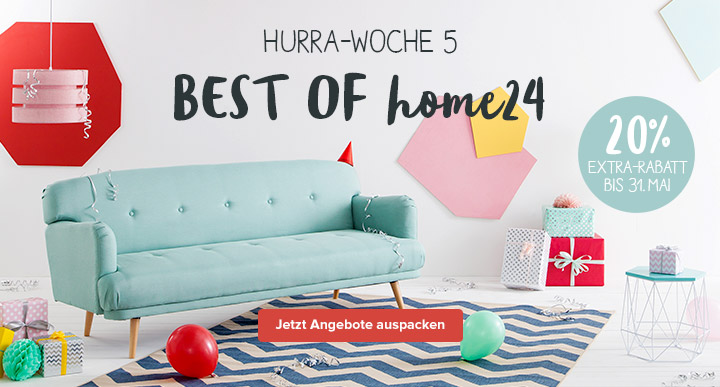 Hurra-Woche 5 - Best of
