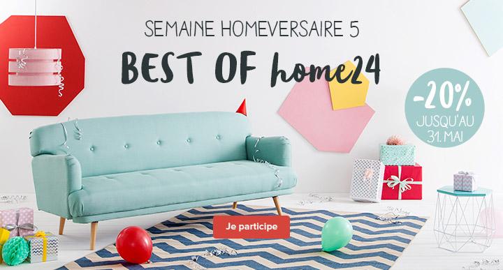 Semaine HOMEversaire 5 - Best of