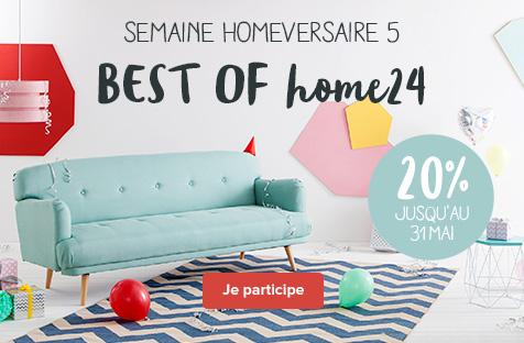 Semaine HOMEversaire 4 - Best of