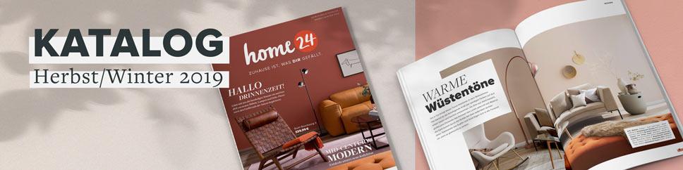 Jetzt den neuen home24 Katalog kostenlos bestellen