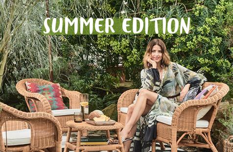 Eva Padberg Summer Edition