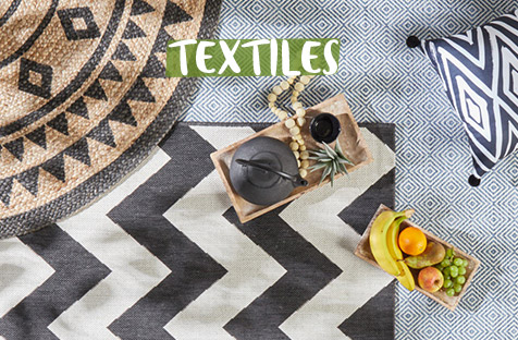Eva Padberg textiles