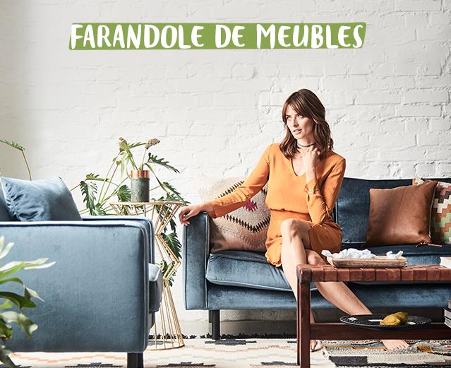 Eva Padberg Fandole de meubles
