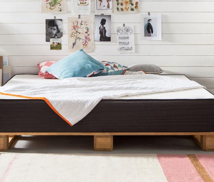 was ist eine gelmatratze eigenschaften und eignung home24. Black Bedroom Furniture Sets. Home Design Ideas