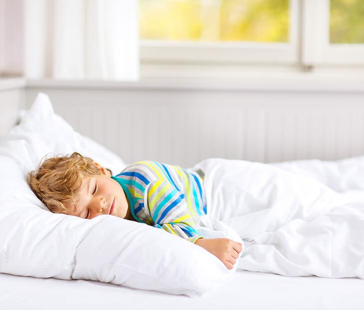 Welche Matratze für Kinder?