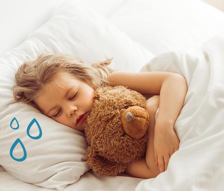 Welche Matratze ist geeignet, wenn man viel schwitzt? bei home24