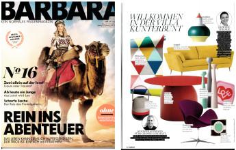 Barbara - Pressespiegel home24
