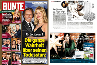 Bunte - Pressespiegel home24