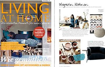 Living at Home - Pressespiegel home24