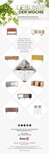 Lieblinge der Woche: Sideboards