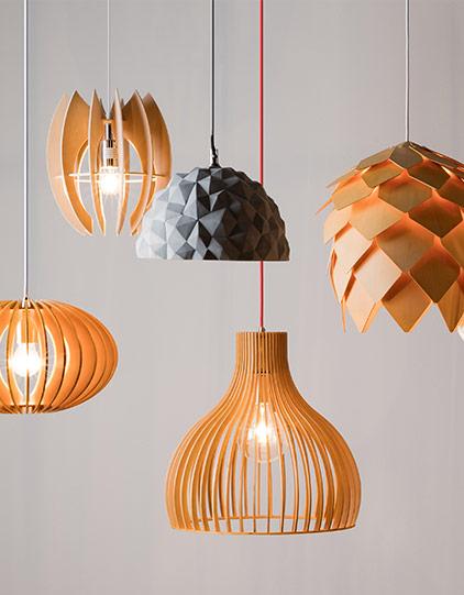 home24 Lampes structurées