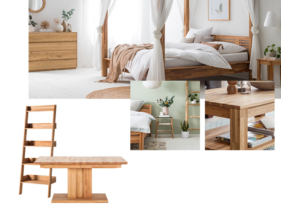 Style nature chez home24