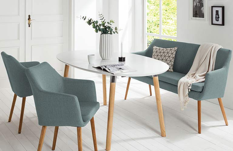 Style scandinave chez home24