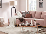 home24 woontrend pink