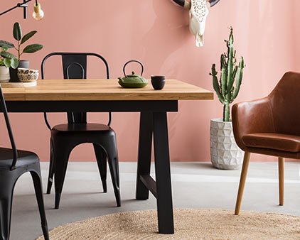home24 trend Industrial Dining