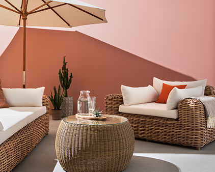 home24 trend Stilvolle Outdoor-Pieces