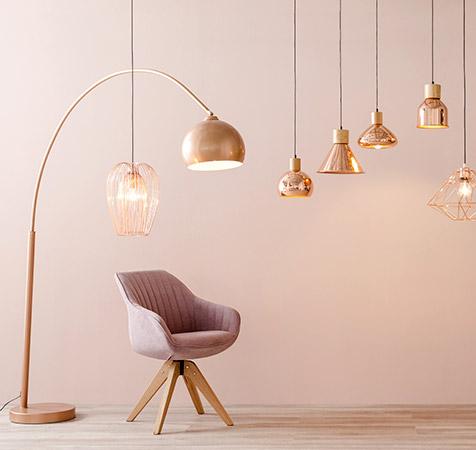 Lampen und Lichterglanz