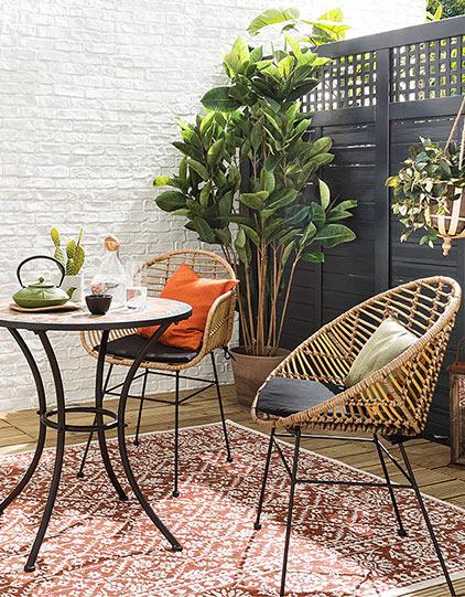 home24 Les tendances jardin