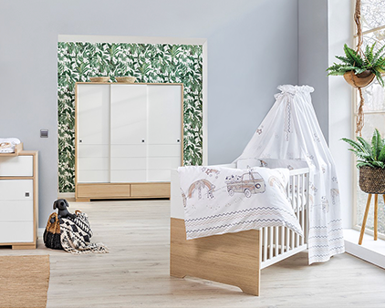home24 trend Zomerse kinderkamer