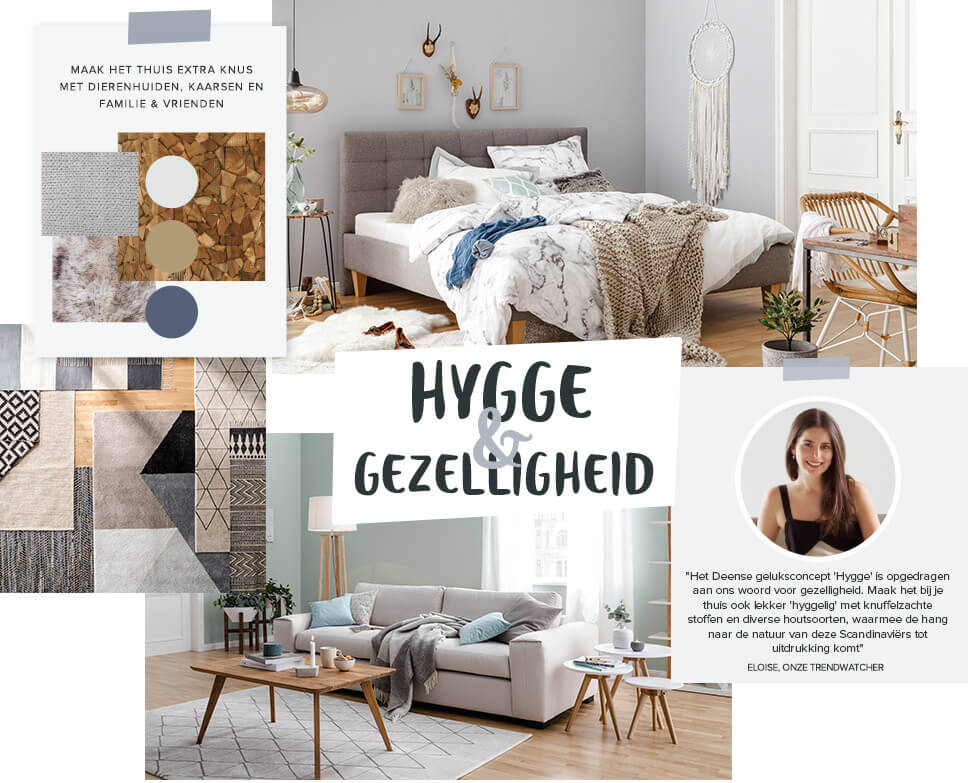 Hygge Collage