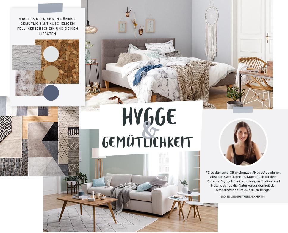 hygge der wohntrend jetzt wird s hyggelig. Black Bedroom Furniture Sets. Home Design Ideas